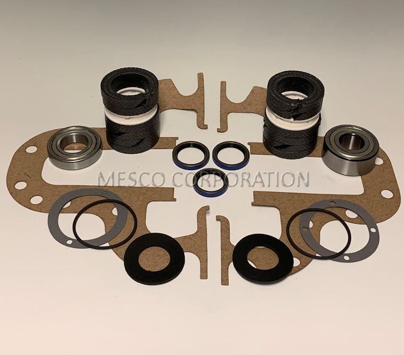 Aurora Split Case 480 (481, 483, 485) Series Fire Pump Repair Kits Power  Series 5